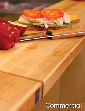 At The Wood Welded Companies We Build World S Best Hardwood Butcher Block From Stunning Kitchen Countertops To Safe And Sensible Food Prep Surfaces